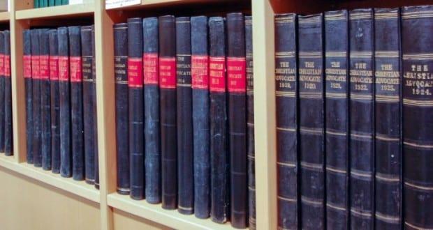Almost 200 Years of Irish Methodist Periodicals