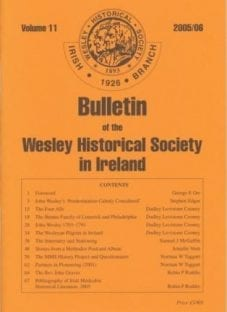 WHS Bulletin Volume 11
