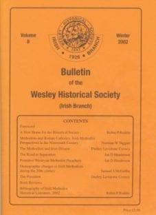 WHS Bulletin Volume 8