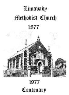 Limavady Methodist Church 1877-1977