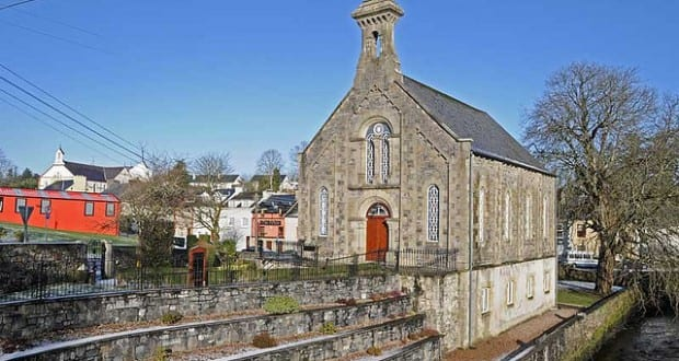 MHSI Pilgrimage to Donegal, Inver and Ballintra Methodist Churches