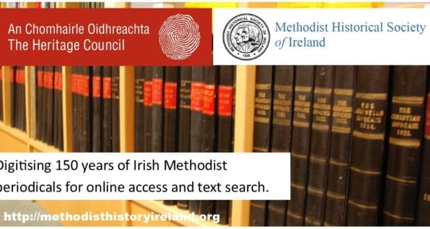 Digitisation Grant Awarded to MHSI Archives